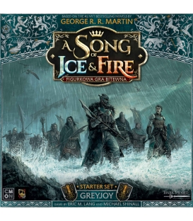 A Song of Ice & Fire - Starter Rodu Greyjoy