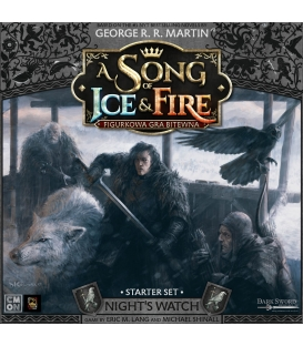 A Song of Ice & Fire - Starter Nocnej Straży
