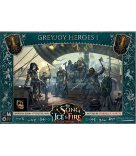A Song of Ice & Fire - Bohaterowie Greyjoyów I (przedsprzedaż)