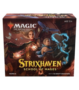 Magic The Gathering: Strixhaven - School of Mages - Bundle