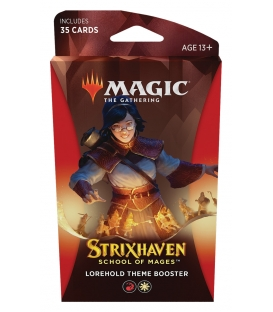 Magic The Gathering: Strixhaven - School of Mages - Theme Booster - Lorehold