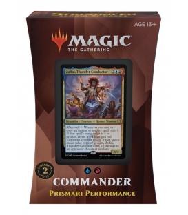 Magic The Gathering: Strixhaven - Commander Deck Prismari Performance