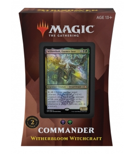 Magic The Gathering: Strixhaven - Commander Deck Witherbloom Wirchcraft