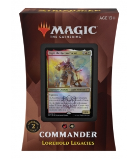 Magic The Gathering: Strixhaven - Commander Deck Lorehold Legacies