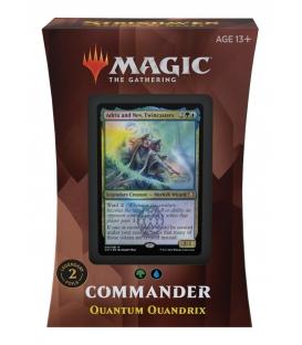 Magic The Gathering: Strixhaven - Commander Deck Quantum Quandrix