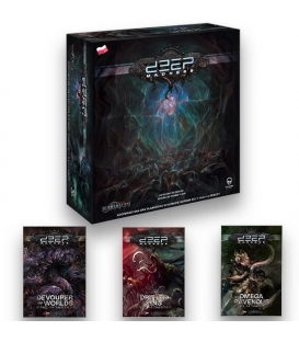 Deep Madness (edycja polska) + 3 dodatki (przedsprzedaż)