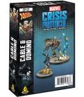 Marvel: Crisis Protocol - Domino & Cable