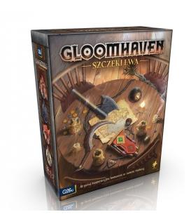 Gloomhaven: Szczęki Lwa (przedsprzedaż)