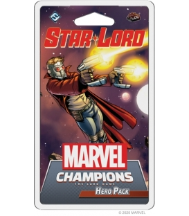 Marvel Champions: Star-Lord Hero Pack