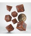 Wiedźmin, zestaw kości RPG. Geralt - Łowca Potworów