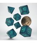 Wiedźmin, zestaw kości RPG. Yennefer - Mistrzyni Magii