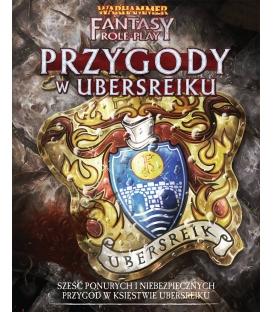 Warhammer Fantasy Roleplay (4. ed.) - Przygody w Ubersreiku