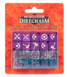 Warhammer Underworlds: Direchasm - Grand Alliance Dice Pack