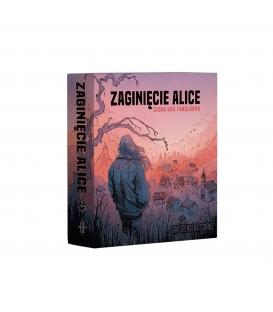 Zaginięcie Alice - cicha gra fabularna (przedsprzedaż)