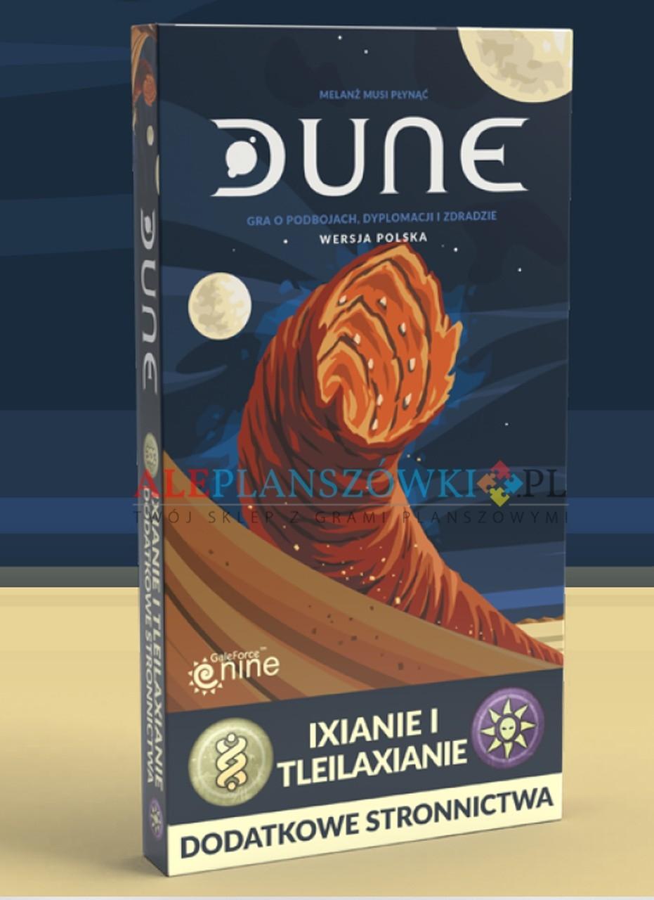 Dune: Ixianie i Tleilaxianie (przedsprzedaż)