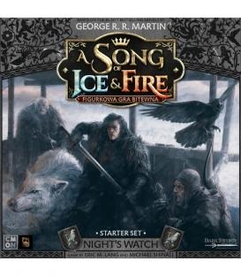 A Song of Ice & Fire - Starter Nocnej Straży (Gra uszkodzona)