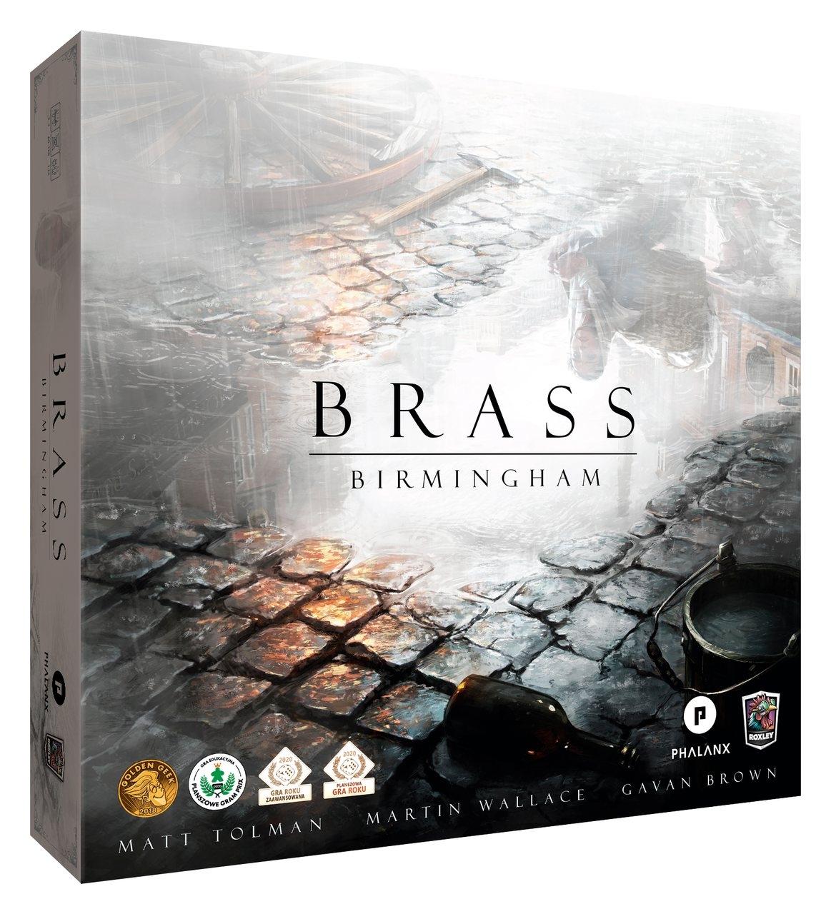 Brass: Birmingham (edycja Gra Roku) (przedprzedaż)