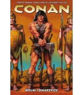 Conan. Wolni towarzysze. Tom 4