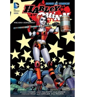Harley Quinn. Miejska gorączka. Tom 1.