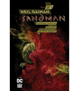 Sandman. Preludia i nokturny (nowe wydanie). Tom 1