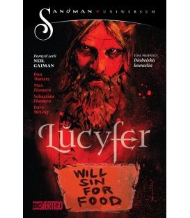 Sandman Uniwersum. Lucyfer – Diabelska komedia. Tom 1