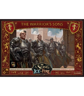 A Song of Ice & Fire - Synowie Wojownika