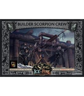 A Song of Ice & Fire - Załoga Skorpiona Budowniczych