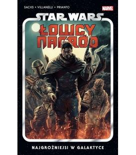 Star Wars Łowcy nagród. Najgroźniejsi w galaktyce