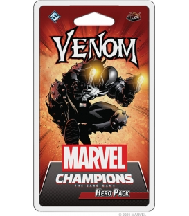 Marvel Champions: Venom Hero Pack (przedsprzedaż)