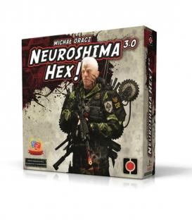 Neuroshima HEX (edycja angielska 3.0) (Gra używana)