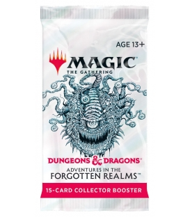 Magic The Gathering: Adventures in the Forgotten Realms - Collector Booster (przedsprzedaż)