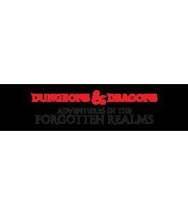 Magic The Gathering: Adventures in the Forgotten Realms - Commander Deck- Dungeons of Death (przedsprzedaż)