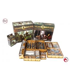 Insert do gry Władca Pierścieni: Podróże przez Śródziemie + dodatki (e-Raptor)