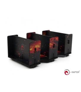 Podajnik na karty 2L FullPrint HDF Lava (UV PRINT) (e-Raptor)