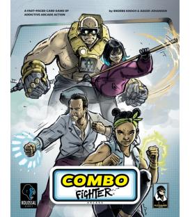 Combo Fighter (edycja angielska) (Gra używana)