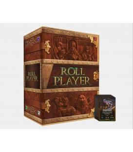 Roll Player: Chochliki i Chowańce BIG BOX + karty GRATIS (przedsprzedaż)