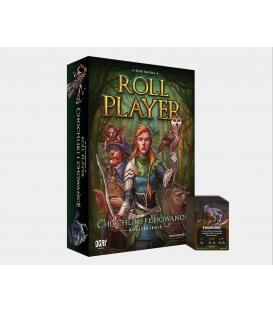 Roll Player: Chochliki i Chowańce + karty GRATIS (przedsprzedaż)