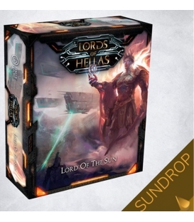 Lords of Hellas - Lord of the Sun Expansion Sundrop (edycja polska)