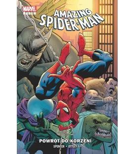 Amazing Spider-Man. Powrót do korzeni. Tom 1