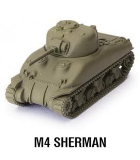 World of Tanks: Gra Figurkowa - M4A1 75mm Sherman