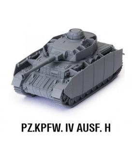 World of Tanks: Gra Figurkowa - German Panzer IV h