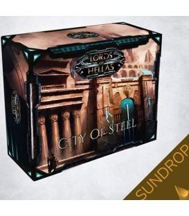 Lords of Hellas - City of Steel Sundrop (edycja polska)