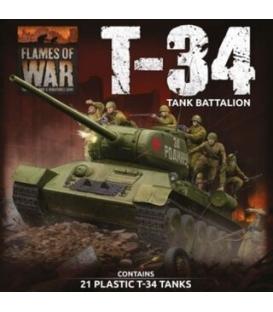 Flames of War: Soviet LW T-34 Army Deal