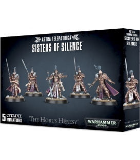 Warhammer 40,000: Astra Telepathica - Sisters of Silence