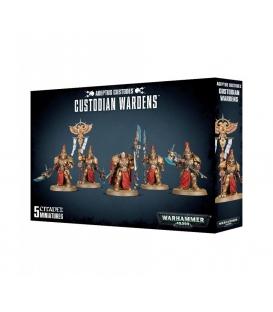 Warhammer 40,000: Adeptus Custodes - Custodian Wardens