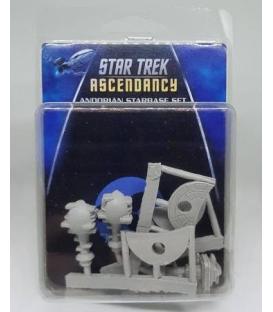 Star Trek - Ascendancy - Andorian Space Stations