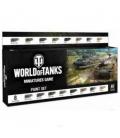 World of Tanks Paint Set