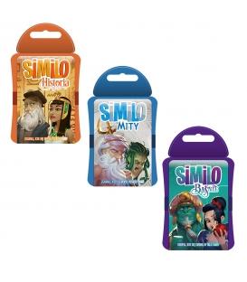 Similo - pakiet 3 zestawów