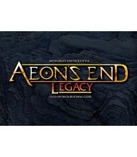 Aeon's End: Legacy (edycja angielska) (Gra używana)