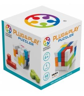 Smart Games - Plug & Play Puzzler (edycja polska)